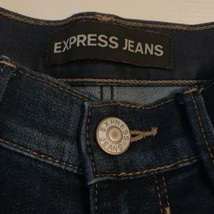 Express Midrise Jeans Jeggings